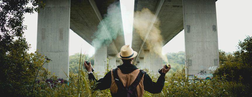 Bild Kombination von Pflanzenschutzmittel